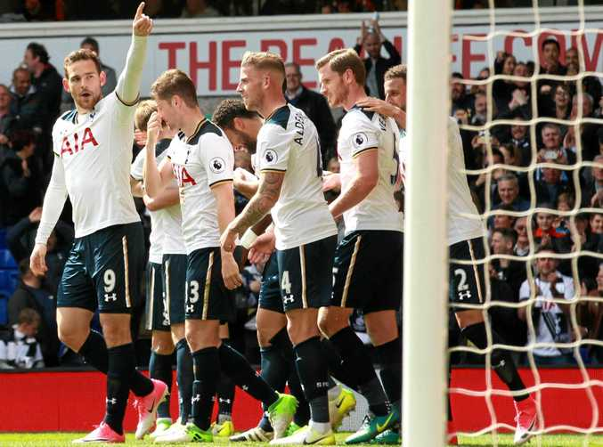 Spurs are the in-form team in the EPL.