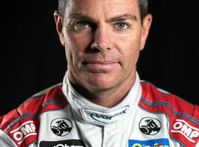 Holden driver Craig Lowndes.