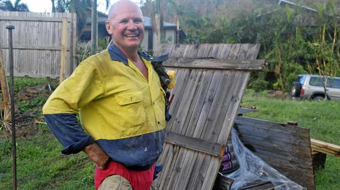 Moonlight Drive builder and resident John Kasper won praise from his neighbours and community.