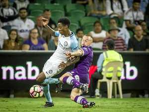 Melbourne City's arsenal runs deep, says Kamau