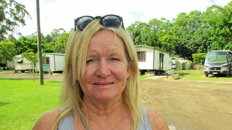 Julie Maloney was a resident of Greenhills Caravan Park on the night of the flood. She believes the three men should be recognised fro their heroic actions.