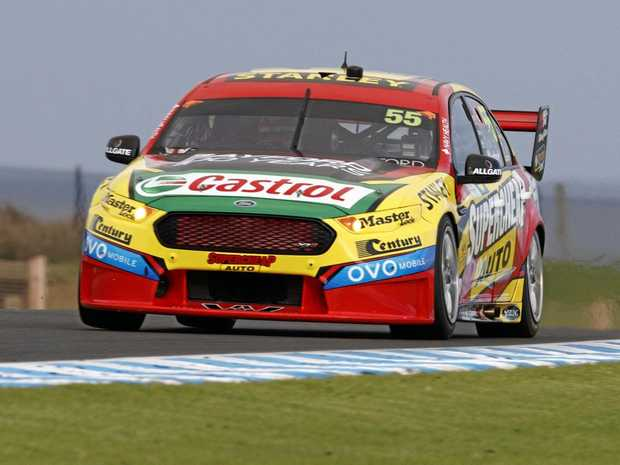 Chaz Mostert during the Phillip Island 500.