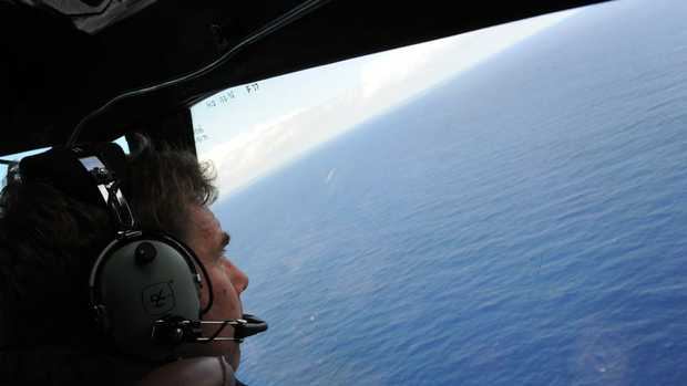 The Royal New Zealand Airforce searched for MH370 in 2014. Picture: AFP