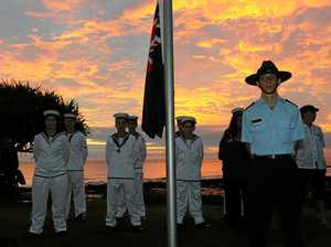 New light on Bargara Dawn Service