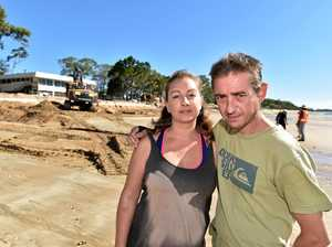 'Quicksand' trap still haunting Hervey Bay couple