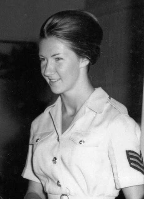 Ethel Bourke, WRAAF 1962-1966