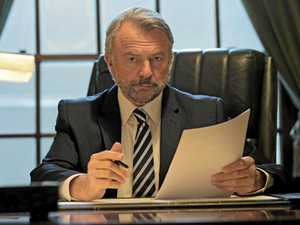 Sam Neill speaks about role in 'rollercoaster' House of Bond