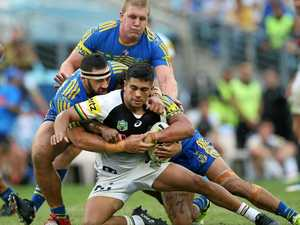 Loss to Eels leaves Panthers' season on life support