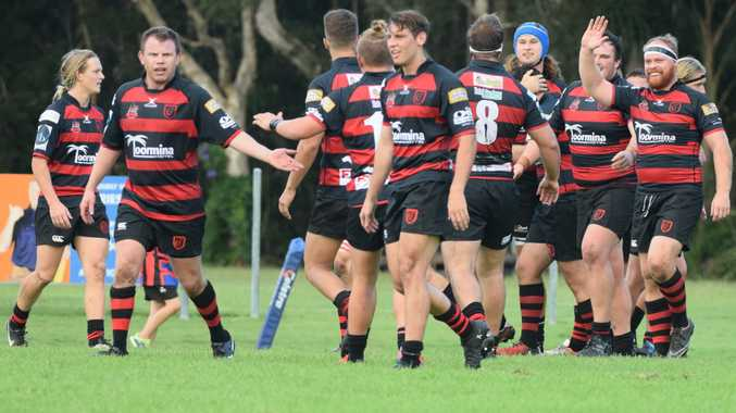 The Coffs Snappers are still on top of the MNC Rugby table despite Saturday's nail biting loss to reigning premier Hastings Valley.
