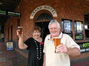 Pub has 'free beer' for Aussie diggers