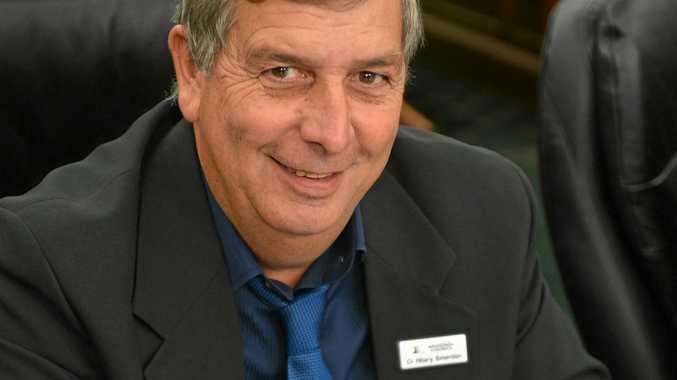 Councilllor Hilary Smerdon.