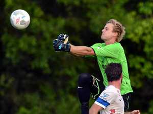Swans keeper cruels Noosa's chances in top-of-table clash