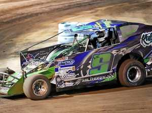 Magic Milthorpe wins Qld V8 Dirt Mods title; eyes NSW