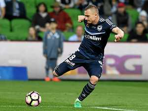 Berisha seeking revenge against Sydney FC