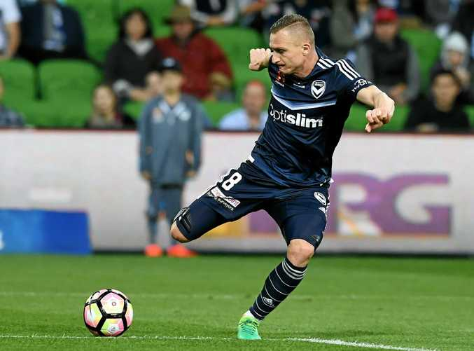 Besart Berisha is the only player to have scored 100 A-League goals.