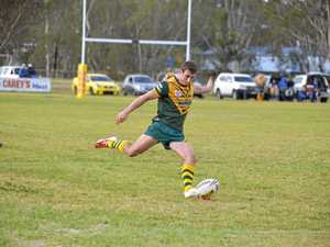 SELECTION: Wattles half Matt Duggan has made the Central division side as the Clydesdales won the 47th Battalion carnival.