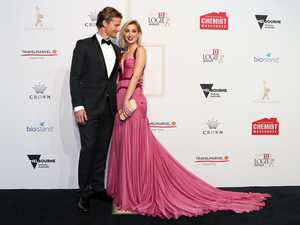 Logies 2017: Stars are dazzling as the night begins