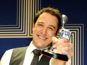 Logies will be on the Goldy