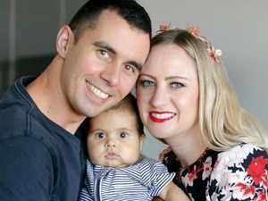 Baby Leo's life saved by liver transplant