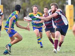 Rugby: Fraser Coast Mariners v Maleny