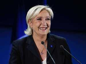 French election: Marine Le Pen through to run-off