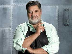 Matt Preston tucks into ninth season of MasterChef