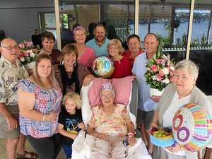 100-year-old matriarch inspiration for family