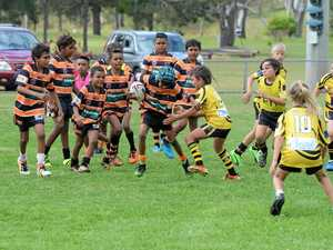 Under-10 Cherbourg v Wondai