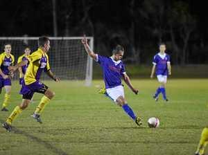 Sunbury's Linwood scores hat-trick to sink United