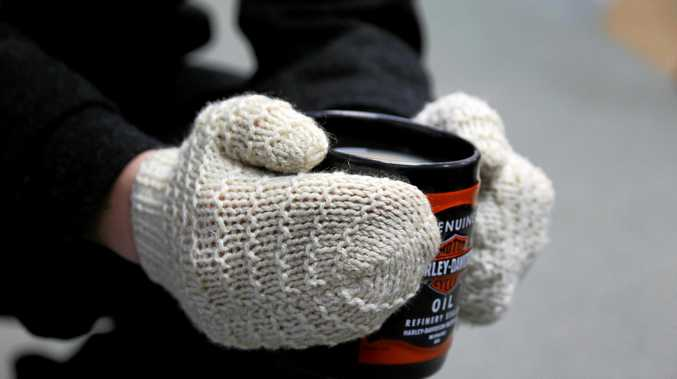 WINTER WARMERS: Cold weather brings out coats, mittens and mugs of warm tea.Photo Tessa Mapstone / South Burnett Times