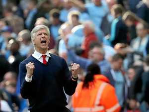 Gunners shoot down City to reach FA Cup final
