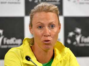 Aussie Fed Cup captain fires out a warning to rivals