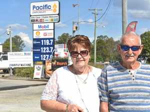 FAIR CALL: Barbara and Ron Smith are worries about they call misleading advertisement.