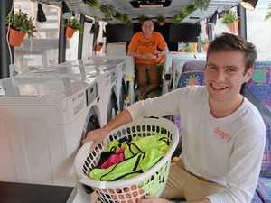 Orange Sky Laundry went the extra mile