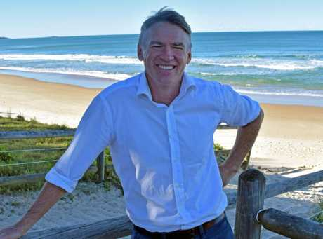Rob Oakeshott questioned Luke Hartsuyker over when he would stop playing politics and commit to funding the Coffs Harbour bypass.