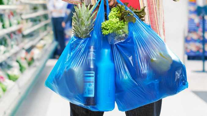 BAGGED OUT: Greens member and Coffs Harbour City Councillor Sally Townley wants to ban single-use plastic bags.