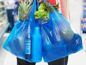 Plastic bags bagged as Greens push state-wide ban