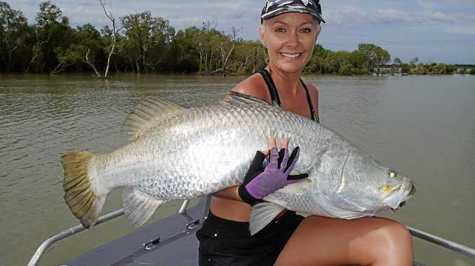 Brooke Frecklington gives us all of her best tips to catching huge fish at the Boyne Tannum Hook Up.