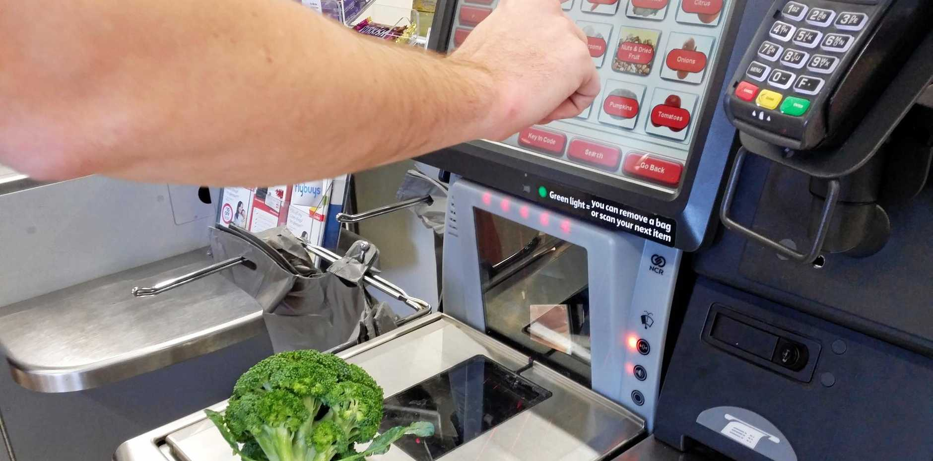 Police are investigating a number of stealing offences, including items stolen during self-serve check outs in Bundaberg.