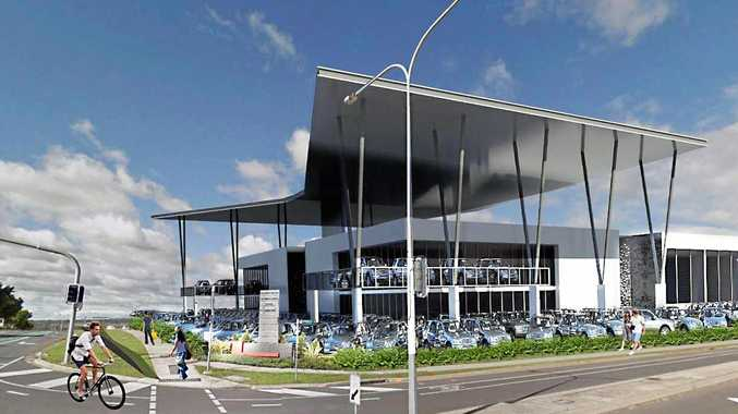 Prestigious New Car Showroom Unveiled For Ipswich Queensland Times - Car showrooms