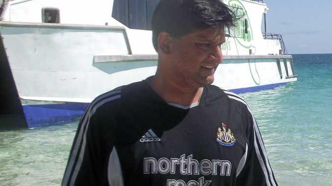 Dr Navin Naidoo.