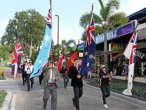 What's open in Airlie Beach on Anzac Day