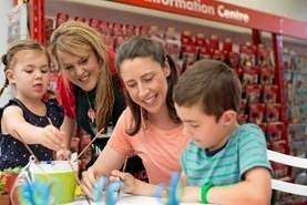 DIY FUN: There's fun for kids and adults alike at Bunnings Gympie.