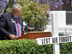 ANZAC Day services in the region