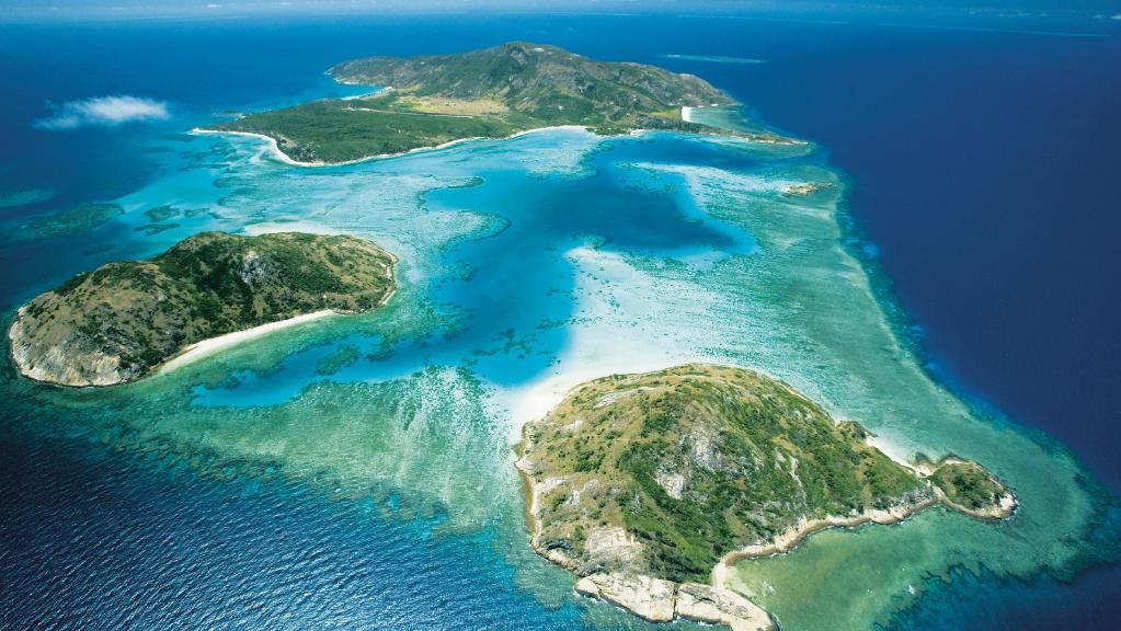 Lizard Island.