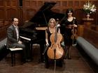 A Touch of Paradise Michelle der Kinderen (soprano) and Leanne Swanson (harpsichord). & Strelitzia Piano Trio