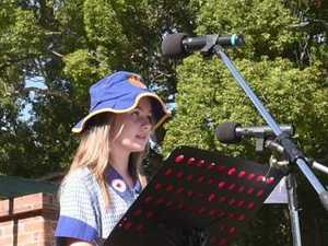 Grafton Anzac Day Speech: Grafton Public: Abbi Goodwin