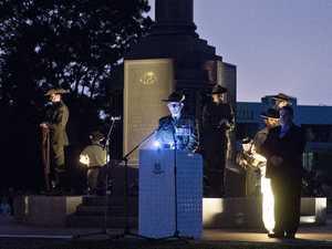 Mothers' Memorial Park hosts huge Anzac Day crowd