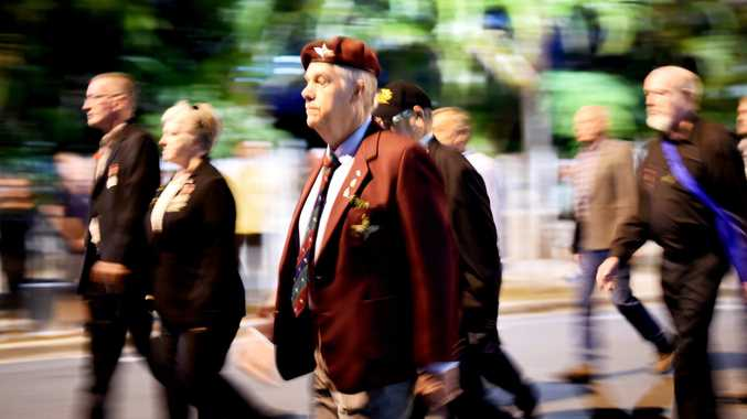 ANZAC DAY: Services across the Fraser Coast