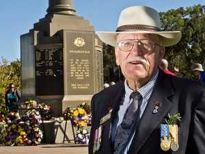 Voice in the dark steps into the light for Anzac Day